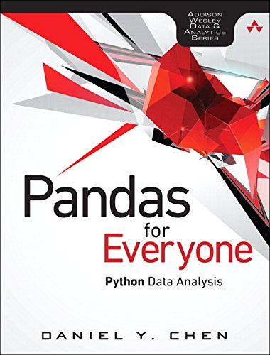 Book cover of Pandas for Everyone by Daniel Y. Chen