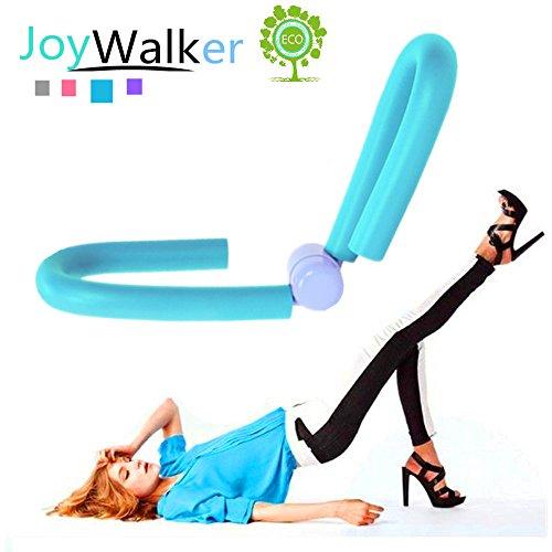Joy Walker Thigh Master Toner (Anti-slip) Cushioned Foam- Arm, Leg, Butt Thigh Trimmer Exerciser Home Fitness Sport Gym Equipment(Lightblue)