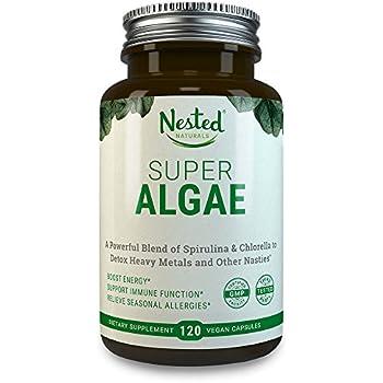 Amazon Com Bri Nutrition Klamath Blue Green Algae More