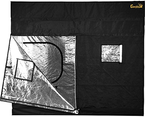 51iLlwq2f8L - Gorilla Grow Tent 5 x 9 2018 Model w/Free Extension !