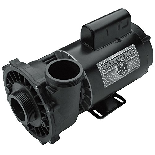 (Waterway Plastics 3722021-1D Executive 56 Frame 5 hp Spa Pump, 230-volt)
