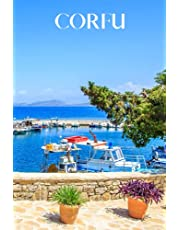 Corfu: Corfu travel notebook journal, 100 pages, contains Greek proverbs, a perfect Greece gift or to write your own Corfu travel guide.