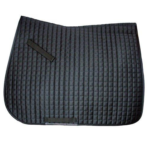 International Dressage Saddle Pad - Intrepid International Dressage Saddle Pad, Black