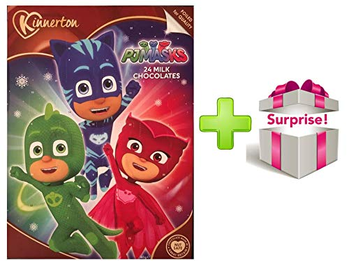 official Christmas 2018 advent calendar PJ MASKS + gift surprise (EXCLUSIVE) MadeInAngleterre