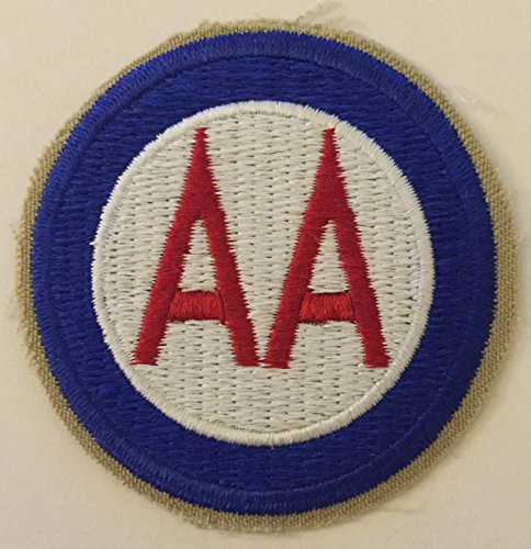 Anti-Aircraft Command Patch