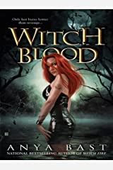 Witch Blood (Elemental Witches Quartet Book 2) Kindle Edition