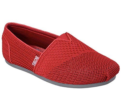 bobs-by-skechers-plush-urban-trails-women-us-7-red-walking-shoe