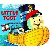 Little Toot Board Book [LITTLE TOOT BOARD BK-BOARD] [Board Books]