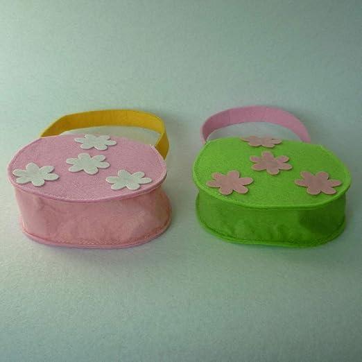 27fac8c52de Amazon.com  qiguch66 Easter Kids  Candy Bag