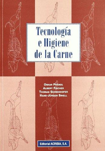 Descargar Libro Tecnología E Higiene De La Carne Oskar Prandl