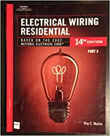 electrical wiring residential based on the 2002 national. Black Bedroom Furniture Sets. Home Design Ideas