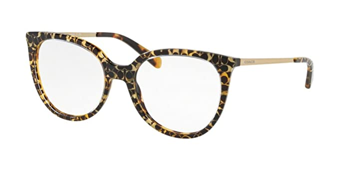 cbe52c6e73ed Image Unavailable. Image not available for. Color  Eyeglasses Coach HC 6125  ...
