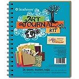 Strathmore Art Journal Kit, Turquoise (ST27-901)
