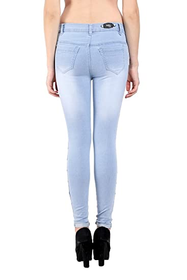 7a91322c3 Nifty Women's Slim Fit Jeans: Amazon.in: Clothing & Accessories