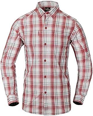 Helikon-Tex Trip Shirt - Camiseta de Nailon, Color Azul, Small ...