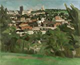 Gas Monkey Energy Drink Best Deals - Oil Painting 'Wilbur Niewald,Kansas City,View From Greystone Heights IV,1989', 20 x 25 inch / 51 x 62 cm , on High Definition HD canvas prints is for Gifts And Dining Room, Gym And Hallway Decoration