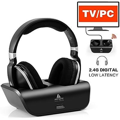 wireless-tv-headphones-over-ear-headsets