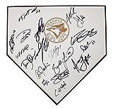 Toronto Blue Jays 2013 Team Autographed Signed Home Plate