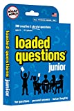 question game - Loaded Questions Junior card game