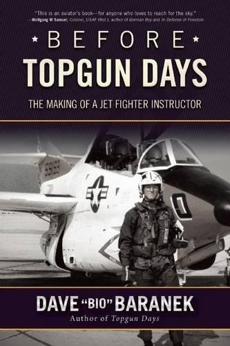 Before Topgun Days: The Making of a Jet Fighter - Specs Aviator
