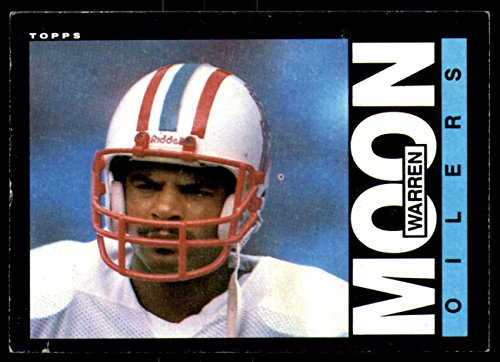 1985 Topps #251 Warren Moon Very Good RC Rookie (Warren Moon Football)