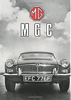 Mg mgc workshop manual official handbooks brooklands books ltd mg mgc drivers handbook 1967 1969 fandeluxe Choice Image