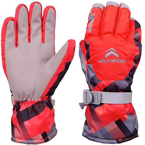 Warm and Cozy Winter Ski Gloves