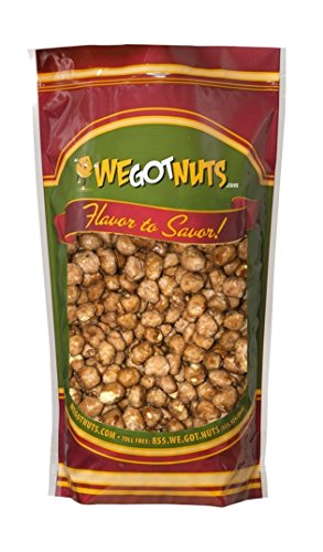 Sugar Free Chocolate Peanuts - Two Pounds Of Toffee Peanuts - We Got Nuts