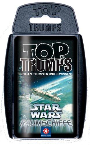 ves 60475Top Trumps Spaceship ()