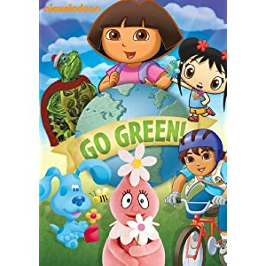 Nick Jr Favorites: Go Green (2010)