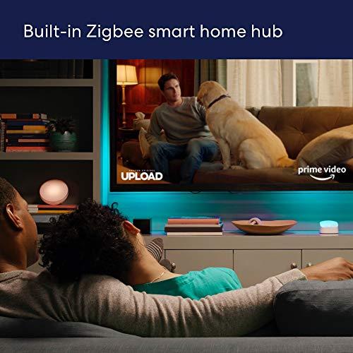 Introducing Amazon eero 6 dual-band mesh Wi-Fi 6 router, with integrated Zigbee sensible house hub