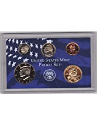 2000 S US Mint Proof Set Original Government Packaging
