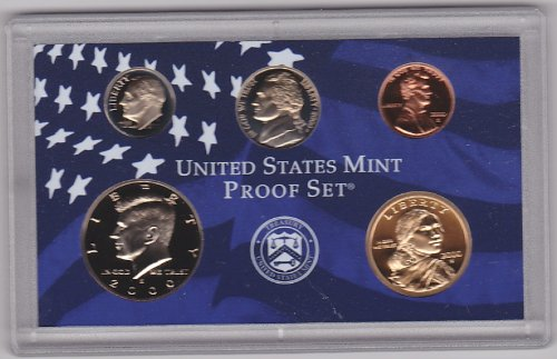2000-us-proof-coins-set-with-ten-proof-coins-include-all-five-us-proof-state-clad-quarters-issued-in