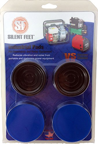 The Vibration Solution Industrial Silent Feet - Anti-vibr...