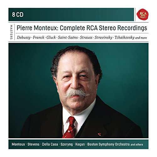 Pierre Monteux - The Complete RCA Stereo Recordings (Sony Classical Masters)