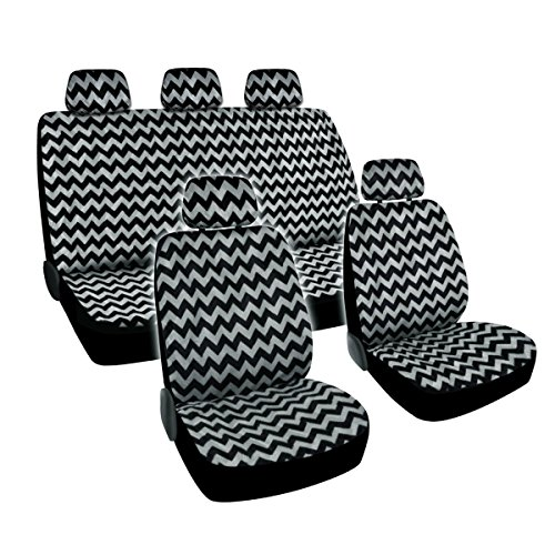 seat covers for cars chevron - 3