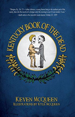 Kentucky Book Dead Keven McQueen ebook product image