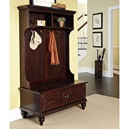 Bermuda Hall Tree with Storage Bench – Espre...