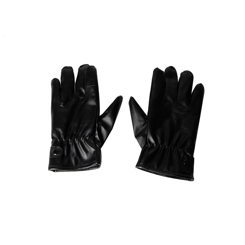Kocome Men Women Winter Leather Driving Motorcycle Touch Screen Finger Gloves