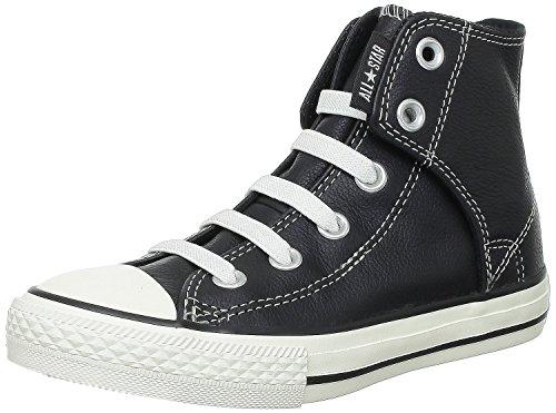 Converse Chuck Taylor Easy Sl Cuir - Zapatillas de cuero Niños^Niñas negro