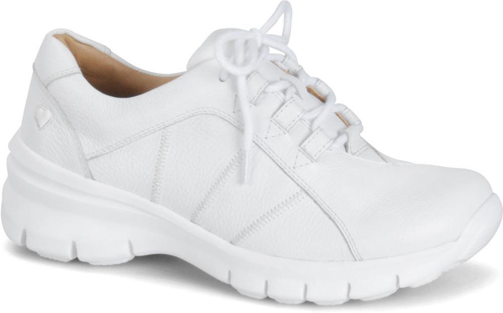 Nurse Mates Women's Lexi White Athletic Shoe