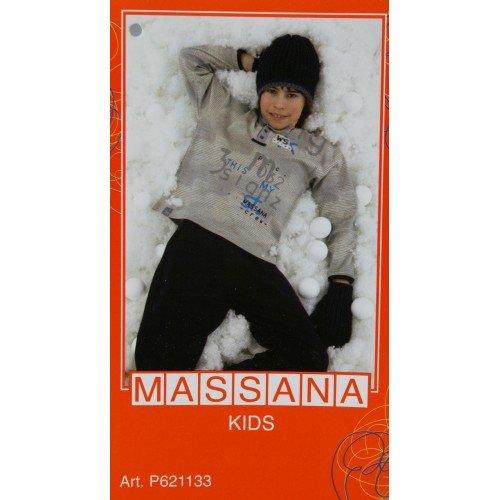 CAL FUSTER - Pijama Massana de Invierno Niño Talla 12: Amazon.es: Ropa y accesorios