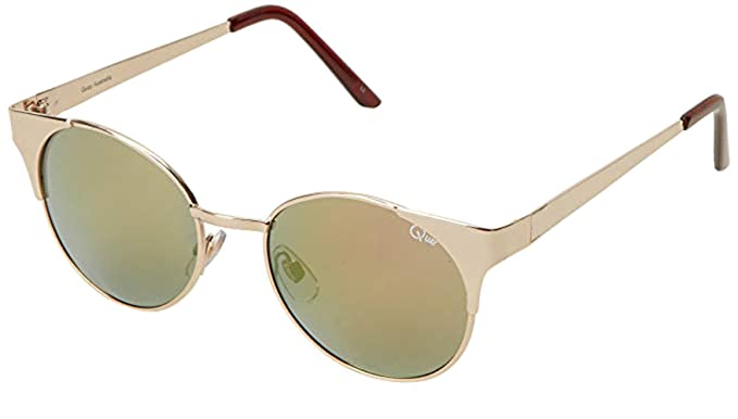 e862e1f5b9d32 Amazon.com  Quay Eyewear Australia Women s Asha Non-Polarized ...