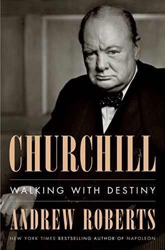 Product picture for Churchill: Walking with Destiny by Andrew Roberts