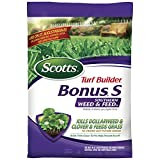 Scotts 21025 Turf Builder Bonus Southern Weed and Feed Florida Fertilizer