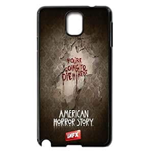 James-Bagg Phone case TV Show American Horror Story Protective Case For Samsung Galaxy NOTE3 Case Cover Style-15