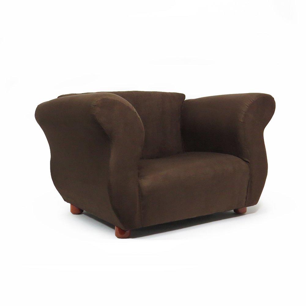Amazon.com: Keet Fancy silla – café, Silla club, Marrón: Baby