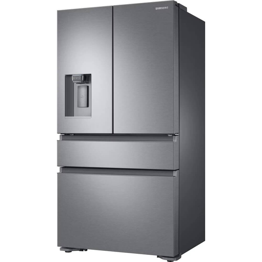 Samsung RF23M8070SR 23 cu  ft  Capacity Counter Depth 4-Door French Door  Refrigerator RF23M8070SR/AA