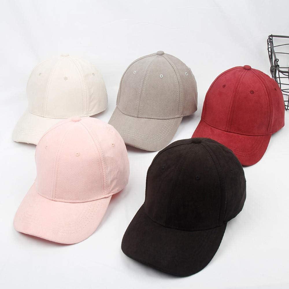 Baseball Cap Men and Women Warm Fashion Visor Men and Women Outdoor Sun hat