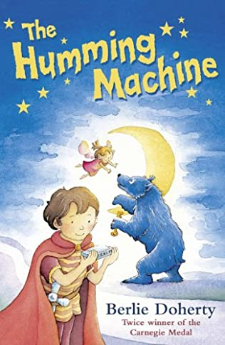 book cover of The Humming Machine
